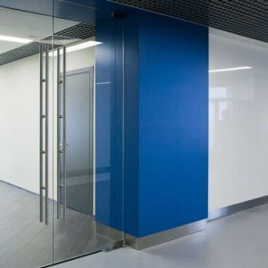 crystal door